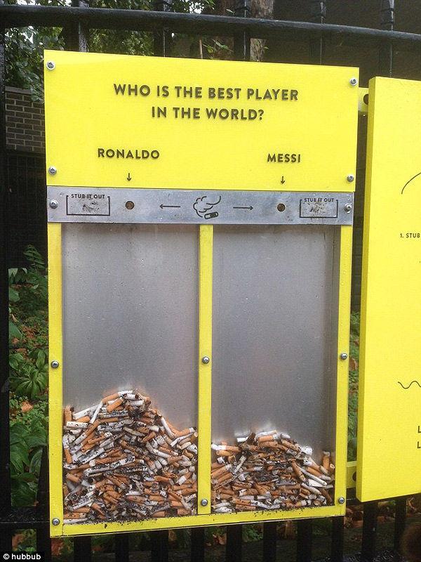 London Litter Campaign
