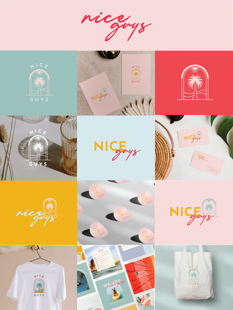 Cocktail and Bar Branding